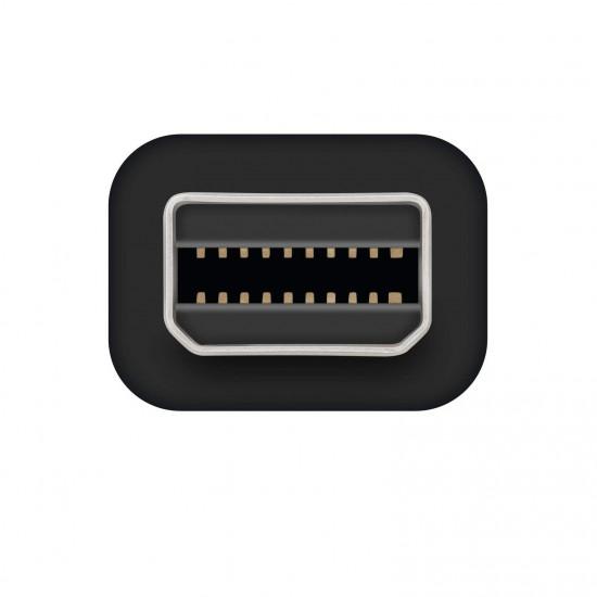 Apple MF640LL Thunderbolt 50cm en color negro