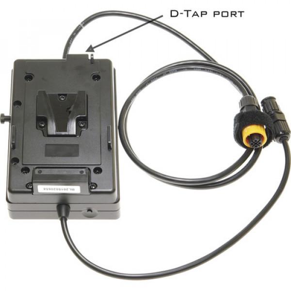 98Wh Fxlion Nano dos ultracompacta V-Mount Batería USB A//C D-Tap Con Pantalla Lcd