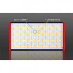 Aladdin A-LITE Luz LED Bi-Color regulable de 3000 a 6000K