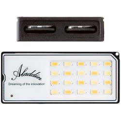 Aladdin EYE-LITE Mini Luz LED Bi-Color regulable de 3000 a 6000K