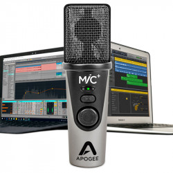 Apogee MiC+ Micrófono USB Premium con salida de auriculares
