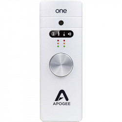 Apogee Interfaz de audio / Micrófono USB 2 IN x 2 OUT para Mac y PC