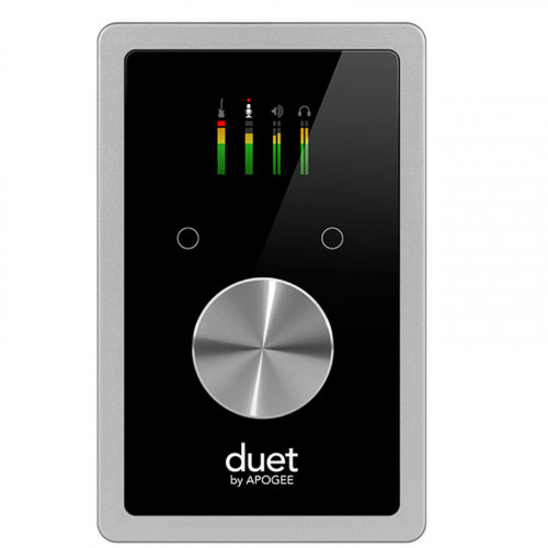 Interfaz de audio USB Duet de Apogee para el iPad, iPhone y Mac