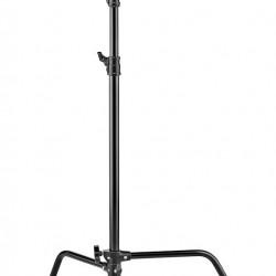 Avenger A2025LCB Trípode C-Stand Negro con una pata deslizable 2,5mts