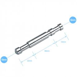 "Avenger E250 Pin Doble 5/8"" de 15cm Stud para Clamp"