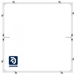 Avenger H660 Marco Liviano Lightweight Frame 180x180cm