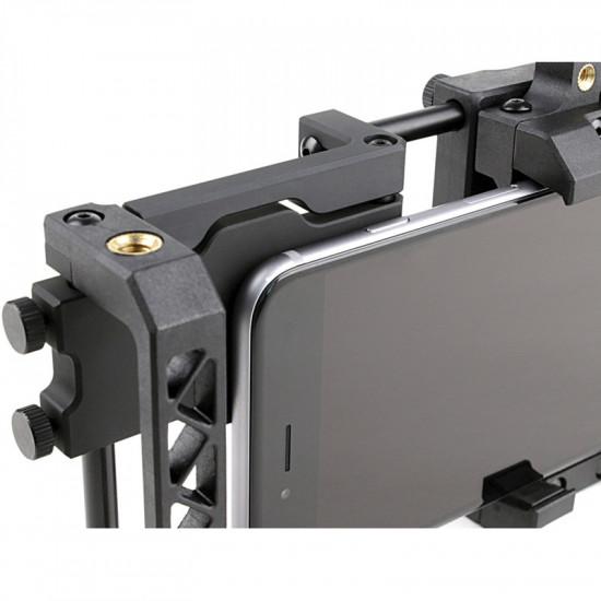 Beastgrip Smartphone W+ Pro Sistema de agarre y lente Gran Angular + Fisheye