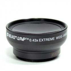 Beastgrip Wide-Angle lente con Macro 0.43x / Lente Gran Angular