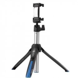 Benro Mini trípode de mesa con agarre Smartphones y Selfie stick