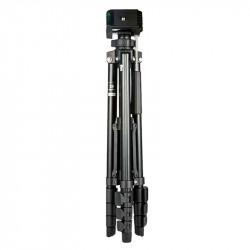 Benro T560 Trípode con cabezal de fotografía compacto hasta 1,39mts