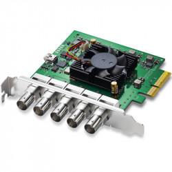 Blackmagic Design DeckLink Duo2 Tarjeta PCIe de captura y reproducción SDI