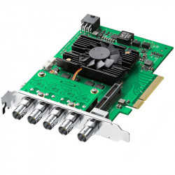 Blackmagic Design Decklink  8K Pro Cinema PCIe 8-lane generation 3