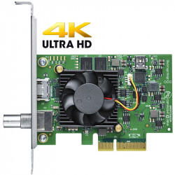 Blackmagic Design Decklink  Mini Recorder - 4K PCI-Express 2.0 x4 Interface