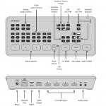 Blackmagic Design ATEM Mini HD Mixer 4 HDMI con web USB
