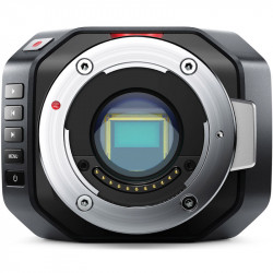 Blackmagic Micro Cinema Camera con montura Micro 4/3
