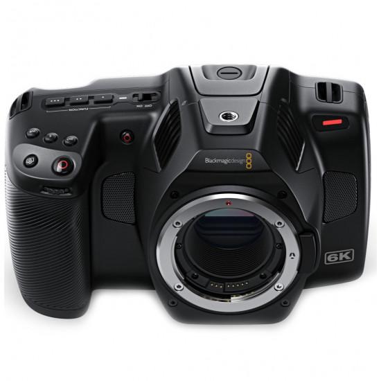 Blackmagic Design Pocket 6K Pro Cinema Camera  (montura EF) RAW