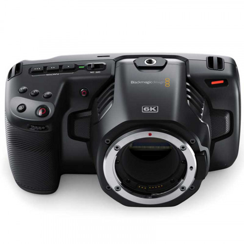 Blackmagic Design Pocket 6K Cinema Camera  (montura EF) Blackmagic RAW
