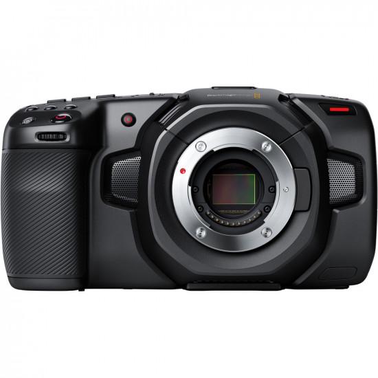 Blackmagic Design Pocket Cinema Camera 4K (sólo cuerpo) Blackmagic RAW