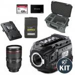 Blackmagic Design Kit URSA Mini PRO 4.6K EF con Lente 24-105mm
