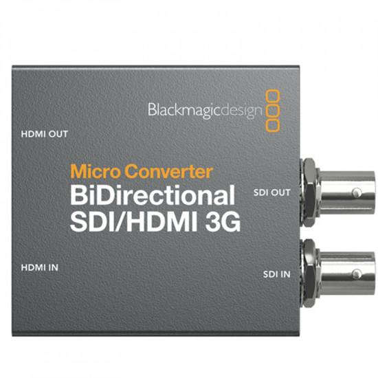 Blackmagic Design Micro Convertidor Bidireccional SDI/HDMI 3G