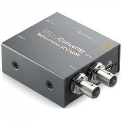 Blackmagic Design Micro Convertidor Bidireccional SDI (2) 3Gb/s a HDMI