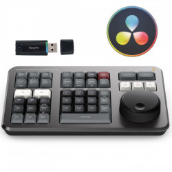 Blackmagic Design Davinci Resolve Dongle  con Speed Editor
