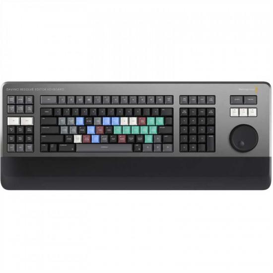 Blackmagic Teclado DaVinci Resolve Editor Keyboard