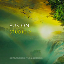 Blackmagic Fusion 9 Studio Licencia USB key