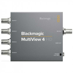Blackmagic Design Multiview 4 HD  4 SDI a 1 HDMI