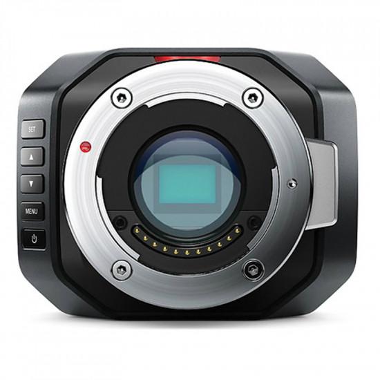 Blackmagic Micro Studio Camera 4K con montura Micro 4/3