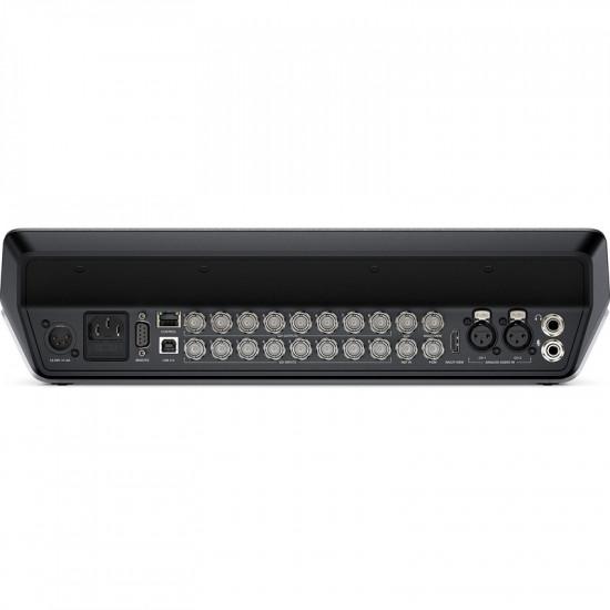Blackmagic Design ATEM Television Studio PRO 4K Mixer 8 SDI 12G con conversión de formatos