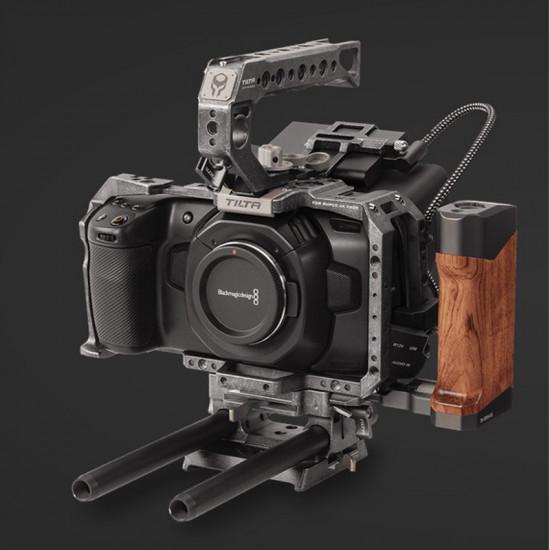 Blackmagic Design Kit Pocket 4K Camera + Tactical Tilta Kit