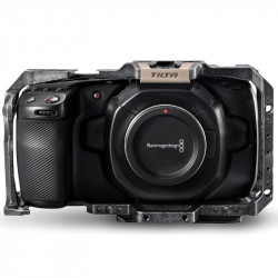 Blackmagic Design Kit Pocket 4K Camera + Tactical Tilta Kit