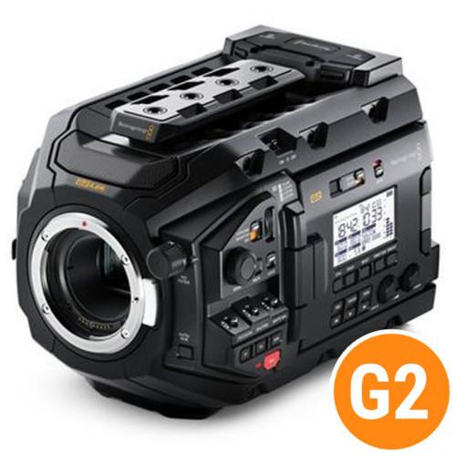 PREVENTA - Blackmagic Design URSA Mini PRO 4.6K G2 Digital Cinema Camera con Montura Canon EF (Sólo Cuerpo) Entrega Finales de Octubre 2019