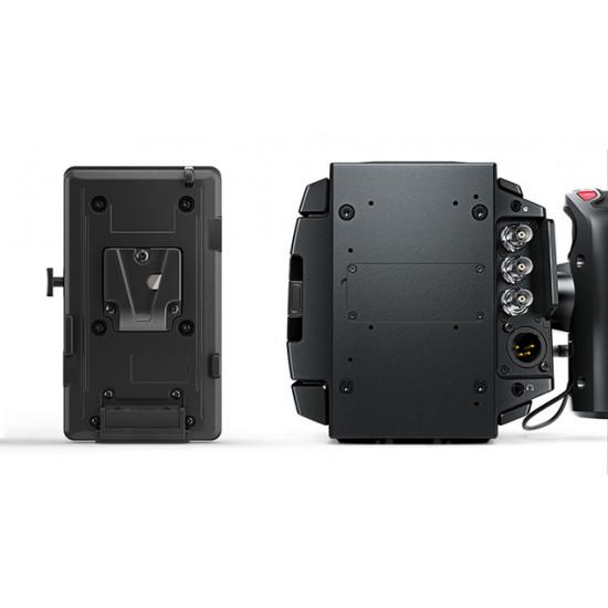 Blackmagic Design Placa para baterías V-Mount para URSA y Ursa Mini