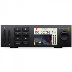 Blackmagic Design HyperDeck Studio Mini Grabador de Video Compacto UHD 10bits