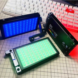 BOLING Pocket LED RGB Video Light