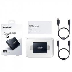 Samsung T5 SSD 1TB Portable USB 3.1