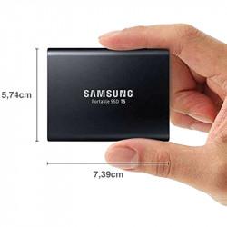 Samsung T5 SSD 2TB Portable USB 3.1