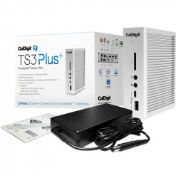 CalDigit Thunderbolt Station 3 Plus Thunderbolt 3