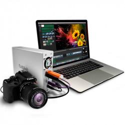 CalDigit 3TB AVPro2  Thunderbolt 3 + USB 3.1