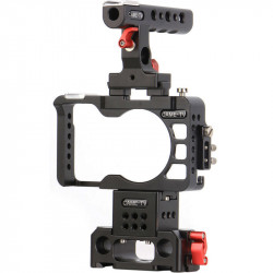 Came-TV  A6300 Cage / Rig para la Sony A6300/A6500