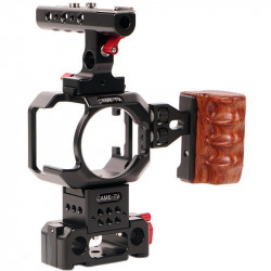 Came-TV  BMMCC Cage / Rig para la Blackmagic Micro Cinema