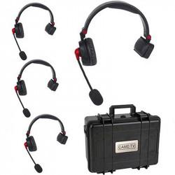 Came-TV Waero 4 pack Wireless Intercom (Intercomunicador) 4 Usuarios