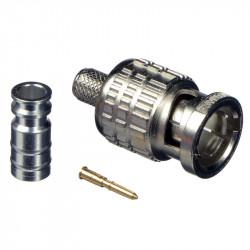 Canare BCP-B25HD Conector BNC 75Ohm para Cable Canare L-2.5CHD Low Loss