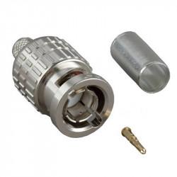 Canare BCP-C4F Conector 3GHz 75 Ohm para Cable Canare L-4CFB