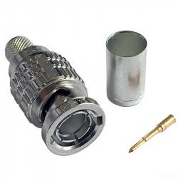Canare BCP-D33UHD Conector 12G-SDI 4K UHD  75Ohm para Cable Canare L-3.3CUHD