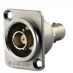 Canare BJ-JRUD Conector para empotrar BNC 50 Ohm