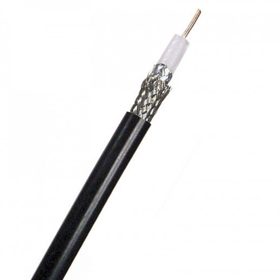 Canare L-4CFB 10 Metros Digital Video Cable Coaxiale Low Loss 3G-SDI