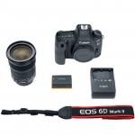 Canon 6D MARK II Cámara DSLR Full Frame con lente 24-105mm f/3.5-5.6 STM
